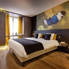 Отель Hôtel Elixir 3* Улучшенный номер с различными типами кроватей фото 4