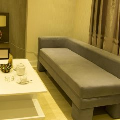 Апартаменты Sunny Serviced Apartment Апартаменты с различными типами кроватей