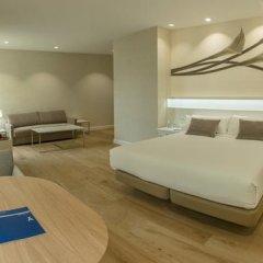 Отель Melia Plaza Valencia 4* Полулюкс с различными типами кроватей фото 9