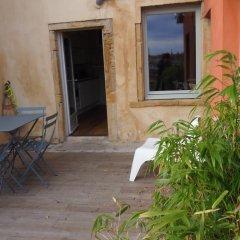 Отель Terrasse Privée du Vieux Lyon Франция, Лион - отзывы, цены и фото номеров - забронировать отель Terrasse Privée du Vieux Lyon онлайн балкон