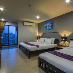 Livotel Hotel Lat Phrao Bangkok 3* Стандартный номер разные типы кроватей