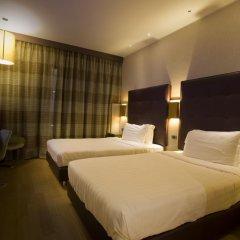 Comfort Hotel Fiumicino City 4* Стандартный номер с различными типами кроватей фото 2
