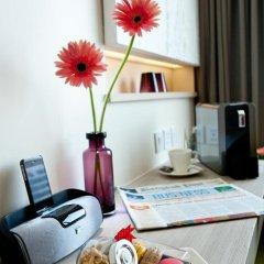 Отель Mercure Bangkok Siam 4* Улучшенный номер с различными типами кроватей фото 4