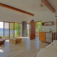 Отель The Remote Resort, Fiji Islands 4* Вилла Делюкс с различными типами кроватей фото 2