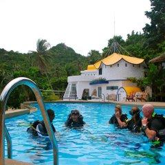 Отель Montalay Eco- Cottage бассейн фото 2