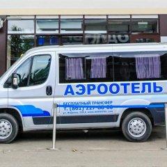 Гостиница Аэроотель Краснодар городской автобус
