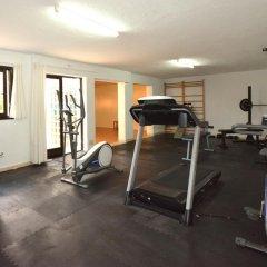Отель Club Cala Azul фитнесс-зал фото 2