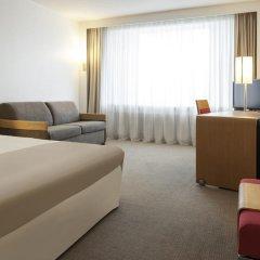 Отель Novotel Luxembourg Kirchberg 4* Улучшенный номер с различными типами кроватей фото 3