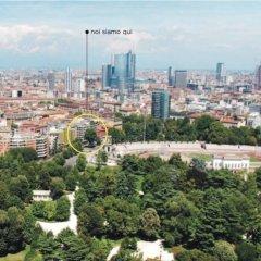 Отель Elvezia Park Residence Италия, Милан - отзывы, цены и фото номеров - забронировать отель Elvezia Park Residence онлайн