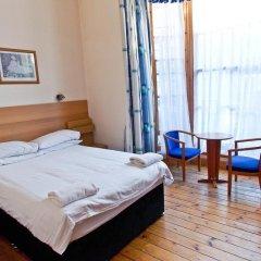 Отель The Victorian House 2* Стандартный номер с двуспальной кроватью фото 15