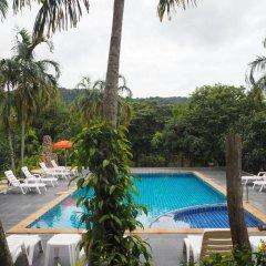 Отель Supsangdao Resort бассейн
