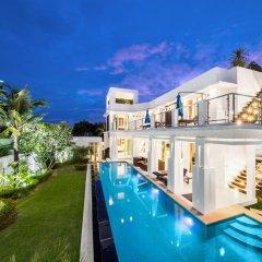 Отель Villas In Pattaya 5* Стандартный номер с различными типами кроватей фото 40