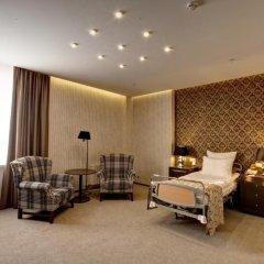 Гостиница Best Western Plus СПАССКАЯ 4* Номер Комфорт двуспальная кровать фото 7