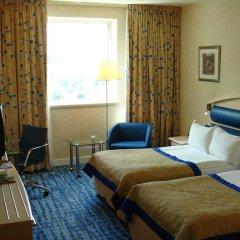 Отель Hilton Sofia 5* Стандартный номер с разными типами кроватей