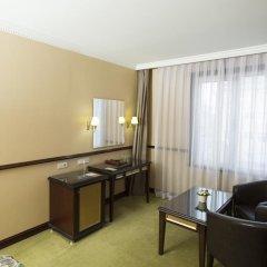 Topkapi Inter Istanbul Hotel 4* Стандартный номер с различными типами кроватей фото 10