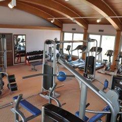 Отель White Dream Тирана фитнесс-зал фото 3