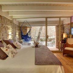 Отель La Freixera 4* Номер Делюкс с различными типами кроватей фото 8