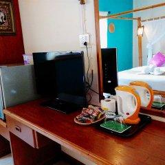 Отель Kantiang Oasis Resort & Spa 3* Улучшенный номер с различными типами кроватей фото 2