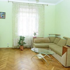 Апартаменты Lviv's Prospekt Shevchenka apartments комната для гостей фото 3