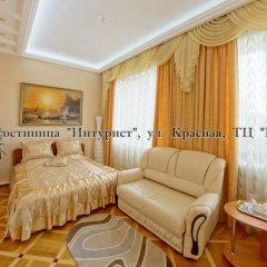 Гостиница Императрица Номер Делюкс с разными типами кроватей фото 34