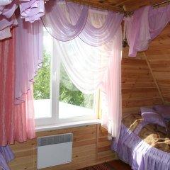 Гостиница Cottage na Strelke Вилла с различными типами кроватей фото 8