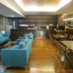 Отель Lohas Residences Sukhumvit Бангкок гостиничный бар