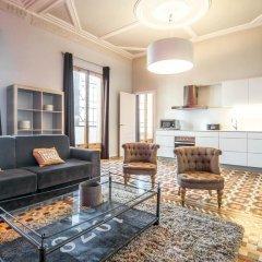 Апартаменты Rent Top Apartments Rambla Catalunya Барселона комната для гостей фото 4