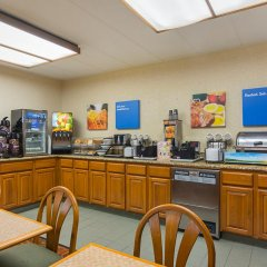 Отель Comfort Inn Washington Dulles International питание фото 3