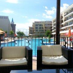 Отель in Grand Kamelia Болгария, Солнечный берег - отзывы, цены и фото номеров - забронировать отель in Grand Kamelia онлайн бассейн