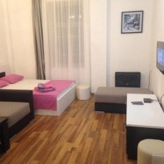 Отель Comfortable Flat in Central Tbilisi комната для гостей фото 2