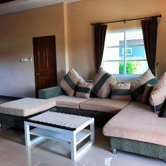 Отель Benwadee Resort 2* Коттедж с различными типами кроватей фото 11