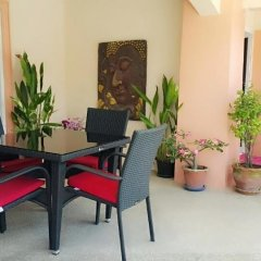 Отель Sea View Apartments Таиланд, На Чом Тхиан - отзывы, цены и фото номеров - забронировать отель Sea View Apartments онлайн интерьер отеля фото 2