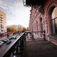 Гостиница Астраханская балкон