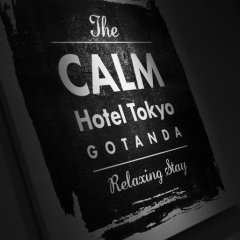 The CALM Hotel Tokyo - Adults Only фитнесс-зал фото 2