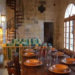 Отель Ta Zaren Farmhouse Мальта, Фонтана - отзывы, цены и фото номеров - забронировать отель Ta Zaren Farmhouse онлайн гостиничный бар