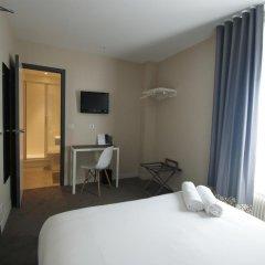 Отель Acropolis Hotel Paris Boulogne Франция, Булонь-Бийанкур - отзывы, цены и фото номеров - забронировать отель Acropolis Hotel Paris Boulogne онлайн комната для гостей фото 5