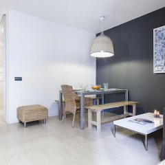 Апартаменты Habitat Apartments Barceloneta Барселона питание фото 2