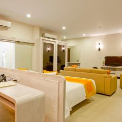 Shinagawa Beach Hotel 4* Стандартный номер с различными типами кроватей
