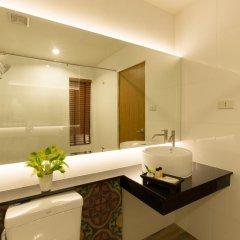 Ansino Bukit Hotel 3* Номер Делюкс двуспальная кровать фото 19