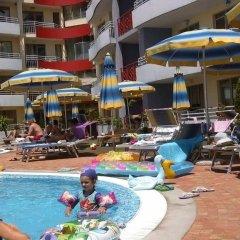 Апартаменты Central Plaza Apartment Солнечный берег детские мероприятия фото 2