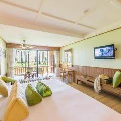 Отель Katathani Phuket Beach Resort 5* Полулюкс с двуспальной кроватью фото 5