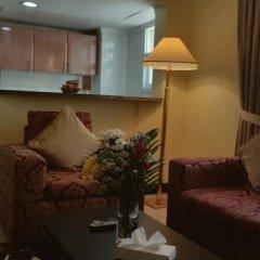 Deebaj Al Khabisi Plaza Hotel 3* Апартаменты с различными типами кроватей фото 4