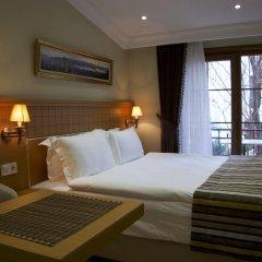 Отель Art Nouveau Galata 3* Люкс повышенной комфортности с различными типами кроватей фото 9