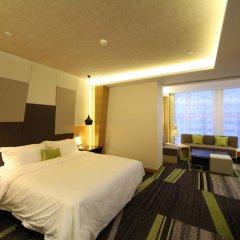 BeiJing Qianyuan Hotel 4* Номер Комфорт с различными типами кроватей фото 8