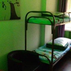 Central Hostel on Tverskoy-Yamskoy Кровать в мужском общем номере с двухъярусной кроватью фото 4