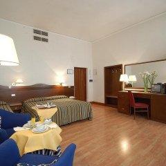 Hotel Martelli 3* Стандартный номер с различными типами кроватей фото 2