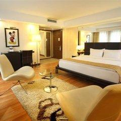 Cartoon Hotel 4* Представительский номер с различными типами кроватей