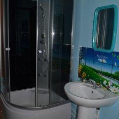 Гостиница Guest House Beryoza Кровать в общем номере с двухъярусными кроватями фото 5