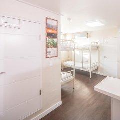 Хостел Itaewon Inn Апартаменты с различными типами кроватей фото 4