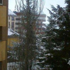 Отель Hostal El Duende Blanco балкон